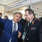 Репортажная фотосъемка. Президент РТ Рустам Минниханов на ITS-FORUM-KAZAN